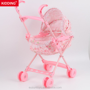 Made in China High quality cheap custom cute pink infant baby stroller