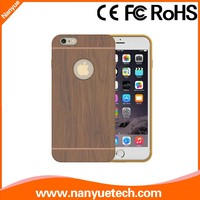 For Apple Compatible Brand, wood case for iphone 6s