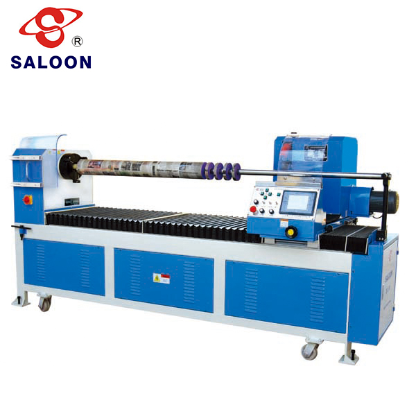 Programmed Data Control Automatic Chuck Fabric Strip Cutting Machine