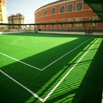 2017 Hot Selling Artificial Synthetic Grass for Mini Soccer Field