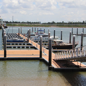 hot selling aluminum floating dock and steel floating dock supplier