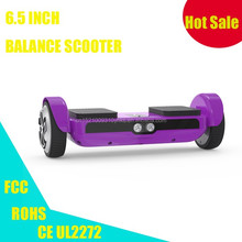 Litbot Two Wheels Bluetooth LED Hover Board 6.5inch Electric Self Scooter Balance UL2272 Certified Unibody Scooter Balance