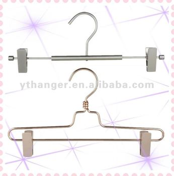 Wire Pant Hangers | Jn397 Wire Pants Hanger For Pants And Skirts Buy Wire Pants Hanger