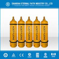 2016 Elegantly Designed Acetylene Gas Cylinder Capacity