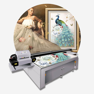 Golden Supplier Flatbed Acrylic canvas oil painting printer