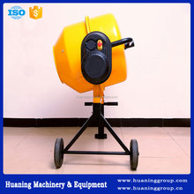 Labor Feeding Concrete Mixer, Electric Concrete Mixing Machine for sale