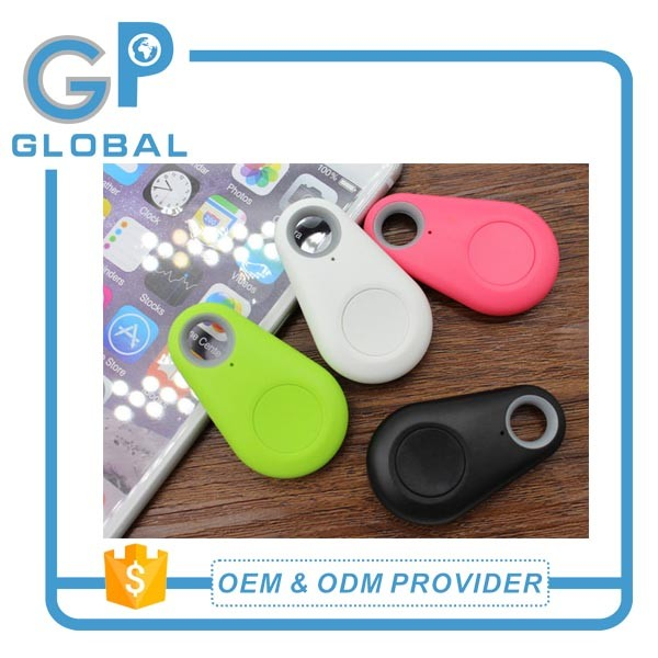 Popular Promotional Bluetooth Tracker Child Wallet Keychain Finder GPS Locator Anti Lost alarm mini tracker
