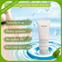 Best Face Wash for Oily Skin with Natural Plant Formula