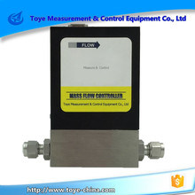 gas mass flow rate controllers