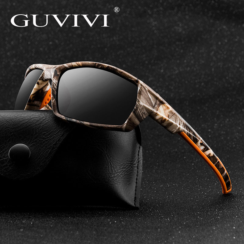 GUVIVI 2019 New Fashion Custom OEM mens Italy design ce sunglasses uv400 Mens polarized sunglasses, Pink;rose gold;red;blue;green