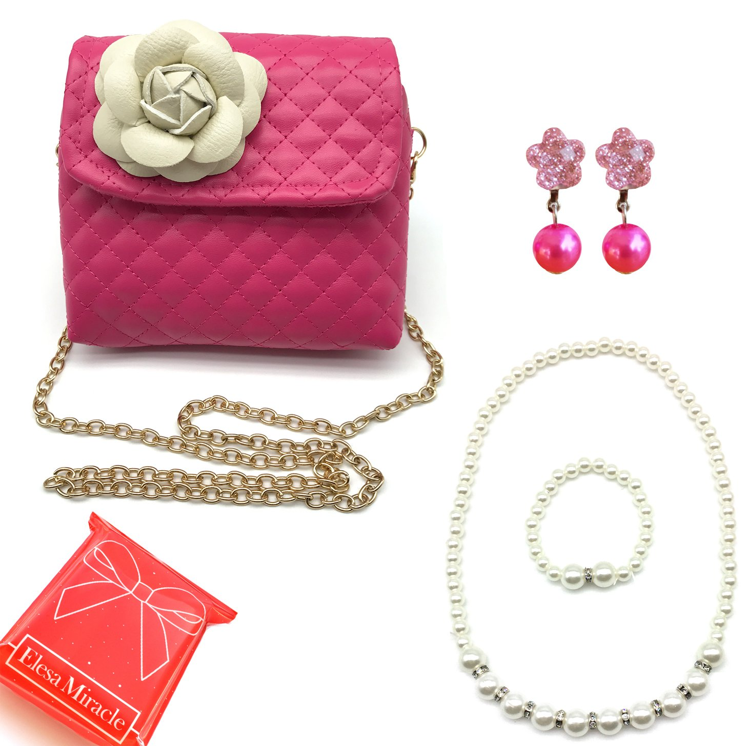 Cheap Pearl Flower Girl Jewelry Set Find Pearl Flower Girl Jewelry