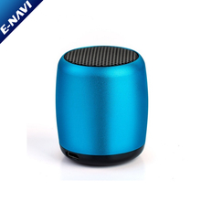 Mini Nirkabel Logam Baja Meriam Outdoor Speaker Portable Mobile <span class=keywords><strong>Ponsel</strong></span> Audio <span class=keywords><strong>Subwoofer</strong></span>