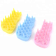 Hot sales soft silicone massage bath brush for daily use