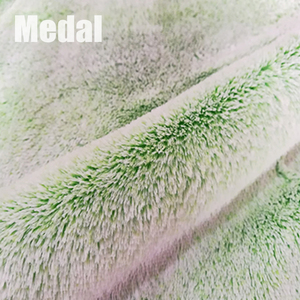Wholesale manufacturers high quality brush pv plush fabric material