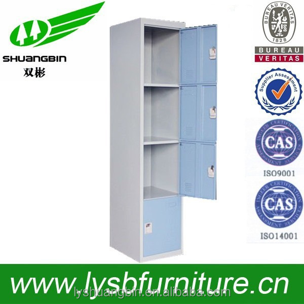 3 tier altar cabinet/ steel storage cainet/China cheap metal locker cabinet