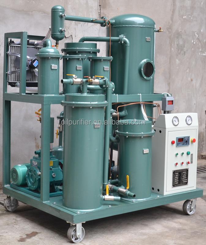 使用される油圧オイル回収機クーラントオイルパイプリサイクルユニットオイル埋立