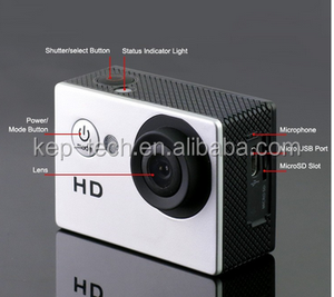 A7 HD720p action camera DV waterproof underwater Accessories similar to action camera sj2000