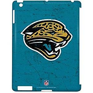 NFL Jacksonville Jaguars iPad 2&3 Lite Case - Jacksonville Jaguars Distressed Lite Case For Your iPad 2&3