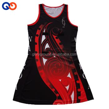 87b26ac45083 New Design Hot Sale Sublimation Women Netball Dresses Uniforms, View ...