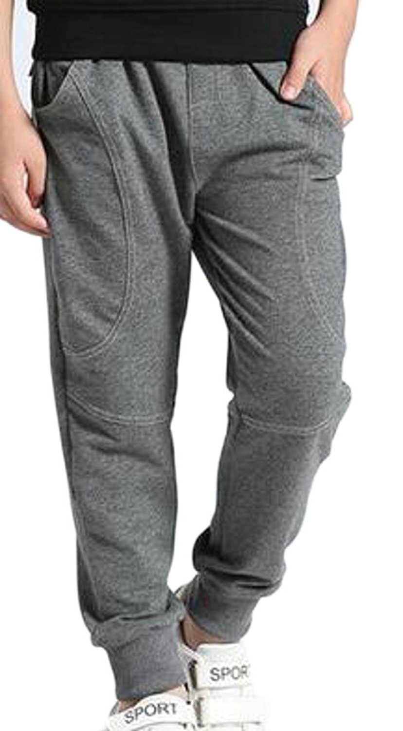 Boys or Girls 1pc or 2Pck Cozy Soft Lined JAN /& JUL Sweatpants Joggers for Baby Toddler Kids