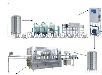 3 In 1 Mineral Water Production Line/full Mineral Natural Drinking Water  Production Line/bottled Drinking Purified Water Line - Buy Mineral Water