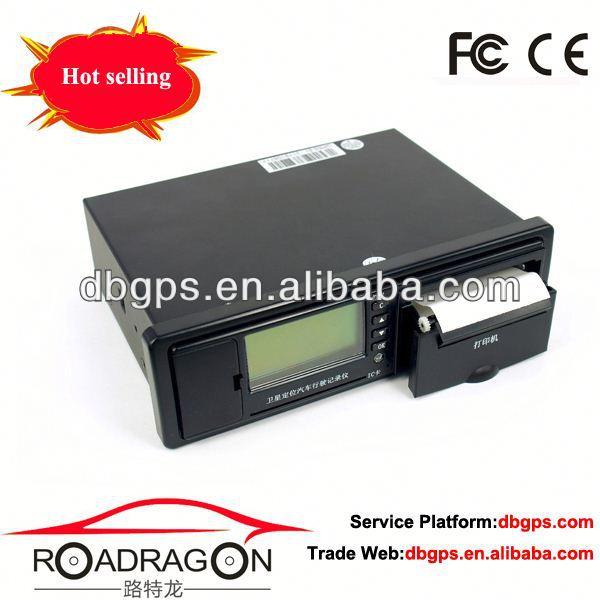 Real time gps tracking hgv tacho <strong>device</strong> for car bus truck and boat