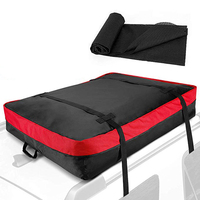 Hot new waterproof Car top storage SUV car prooftop bags amazon Top Cargo Bags