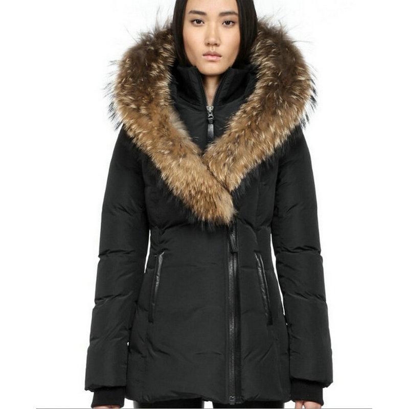 Winter Fur Coats For Women | Fashion Women's Coat 2017