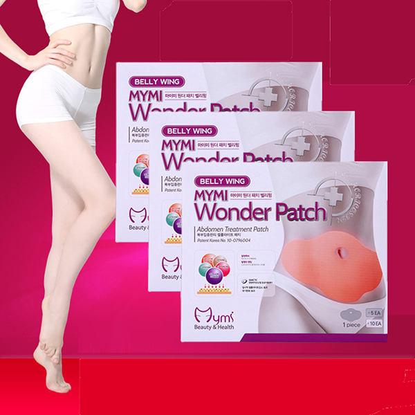 belly mymi wonder patch with original packing Wonder Mymi Wonder Slim Patch Belly Wing