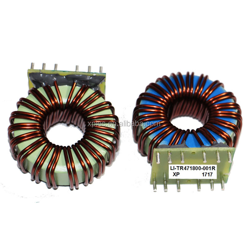 Toroidal Iron Powder Core Choke Inductor