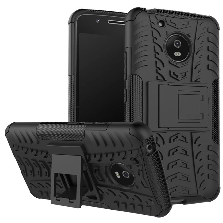 3 in 1 Kickstand Hybrid Shockproof rubber silicone <strong>case</strong> for motorola moto g5