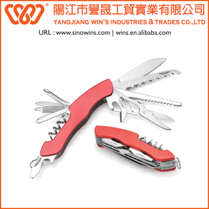 A21-Y3011LG Swiss Style Army pocket knife Multi-functional Tool