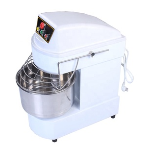 Industrial commercial 2 speed bread pizza spiral dough mixer machine