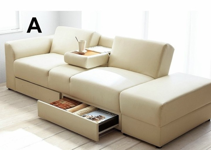 Whole Sofa Bed Living Room Storage Box Folding