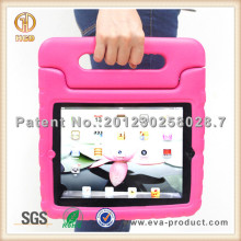 For ipad 2 3 4/ipad mini drop resistant tablet case for kids with handle stand
