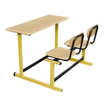 Conjointe Classe Livre Bois Double Unités Chaise Buy D'écolesets Boîte Bureau Bois table De Banc En Table Avec fgmIb76yYv