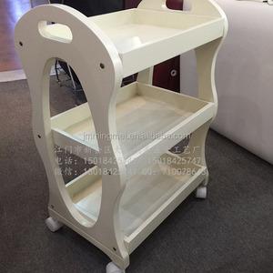 Mingmei cheap beauty salon trolley with 3 layer