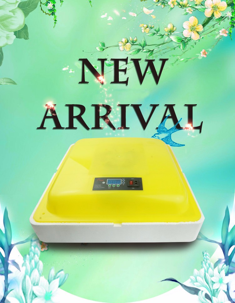 China cheap chicken incubator wholesale price HHD EW-88 manual egg turning