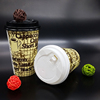 ACP5030 Disposable Hot Drink Green Paper Cup for Coffee and Tea