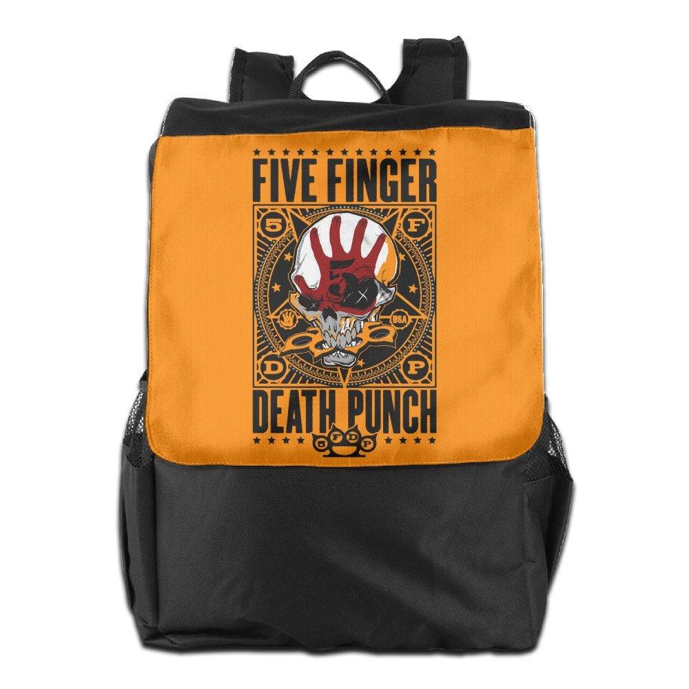 Toyou Five Finger Death Punch Punchagram Multipurpose Backpack Travel Work Hiking Knapsack