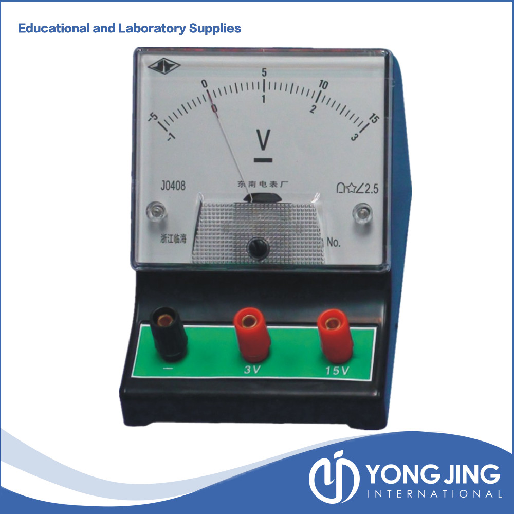 Analog Dc Voltmeter For Middle School Laboratory Buy Voltmeters Voltmeterdc Voltmetervoltmeter Product On