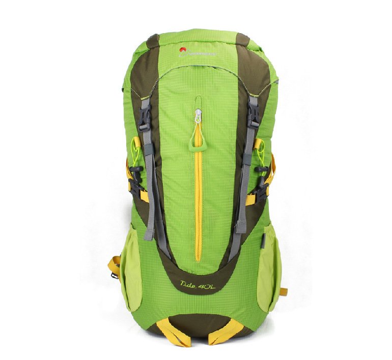 ZOUQILAI Canvas bag backpack mens large-capacity travel large backpack bucket bag outdoor climbing bag men bag