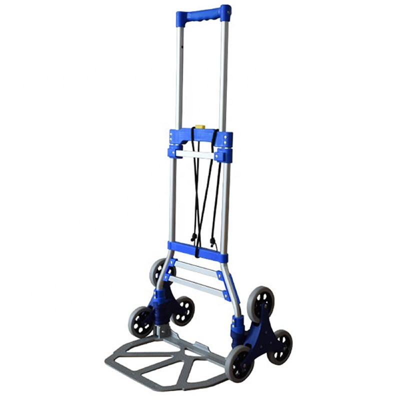 Hand Truck Dolly Stair Climber Hand Truck 6 Wheel