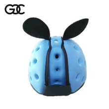 2017 cute baby Infant toddler Safety Helmet