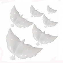 Wholesale Wedding Decoration Pigeon Balloon White Peace Dove Balloons