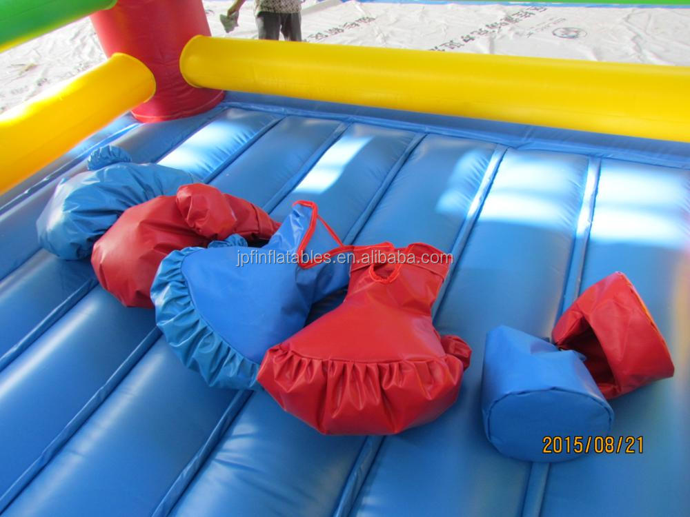 2019 Cheap price inflatable wrestling ring/custom fighting field/ boxing ring for outdoor sport amusement