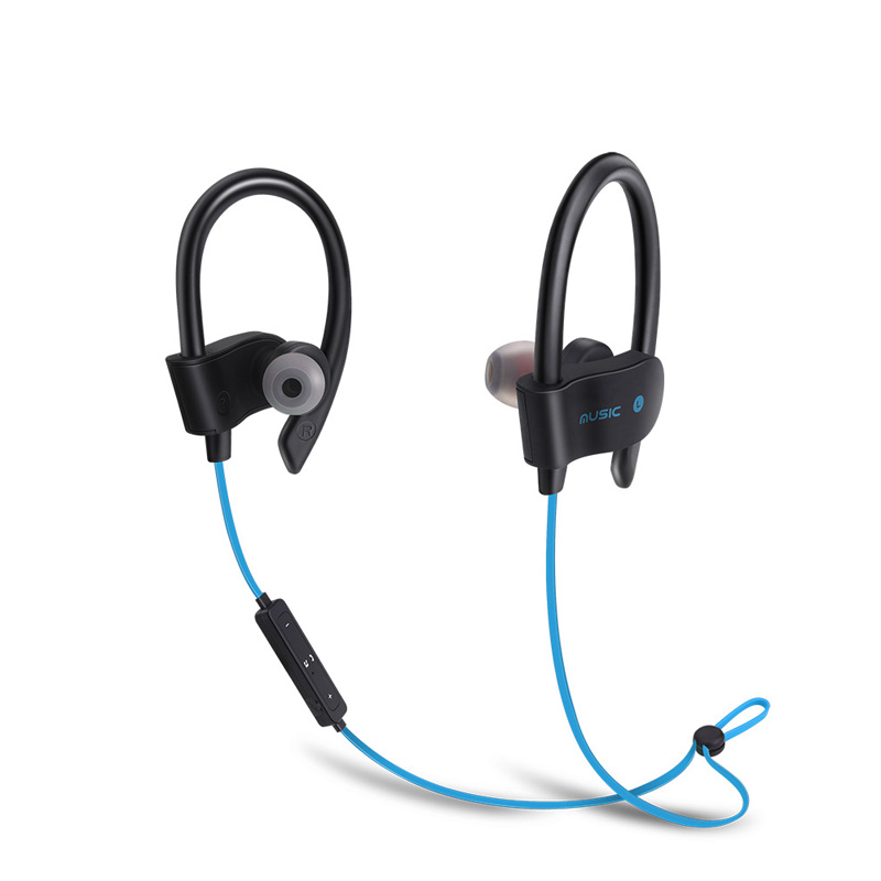 Mini <strong>Bluetooth</strong> 4.1 Wireless Running Stereo Headphone With Mic Sports Earphone