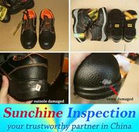 Fashion lady shoes quality control inspection service in China