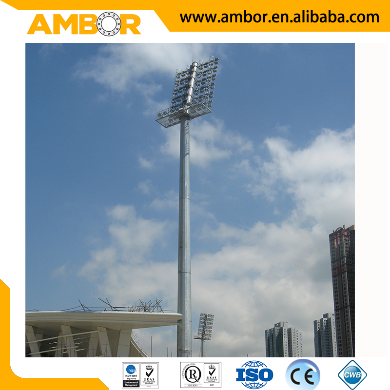 high Factory price street lighting pole base