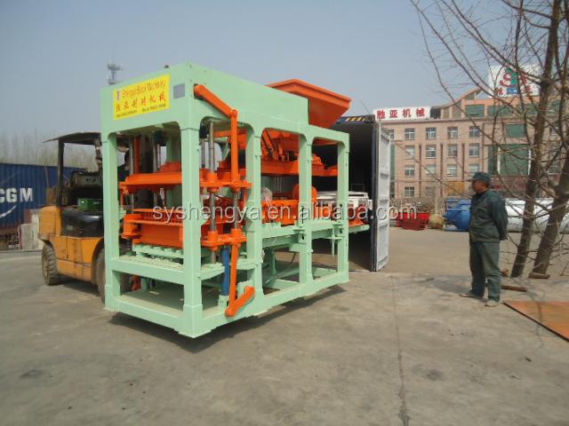 block moulding machine prices